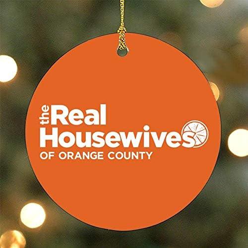 Bravo TV The Real Housewives of Orange County - Adorno de Doble ...