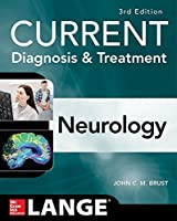 CURRENT Diagnosis & Treatment Neurology, 3rd Edition Front Cover