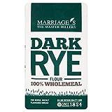 Marriage's Dark Rye Flour - 1kg