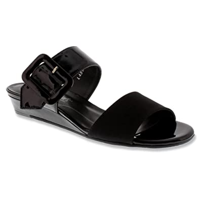 Walking Cradles Women's Jada Black Patent 6.5 N