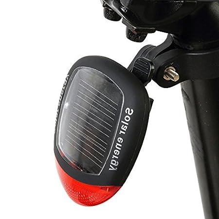 thinx Max para MTB Racing Ciclismo solares 2 LED bicicleta trasera ...