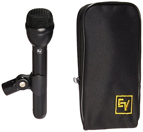 - Electro-Voice RE50/B Omnidirectional Dynamic Microphone