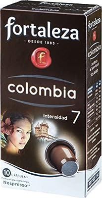 Café FORTALEZA - Cápsulas de café de Colombia Compatibles con ...