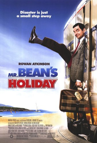 Super Posters MR. BEAN'S Holiday 27x40 Original D/S Movie Poster