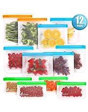 Lizber Reusable Freezer Bags