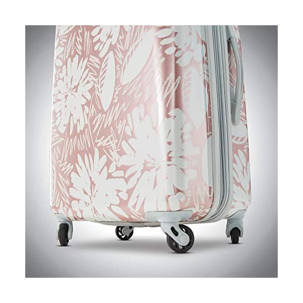 American Tourister Moonlight Hardside Expandable Luggage with Spinner