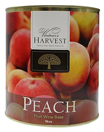 Vintners Harvest Peach Fruit Wine Base 96 Oz by Vintner's Harvest