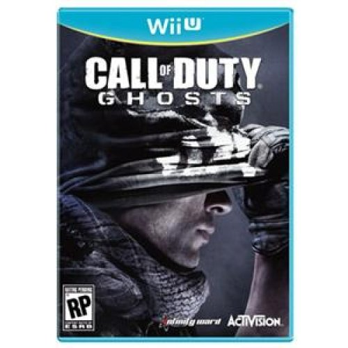ACTIVISION BLIZZARD INC Call Of Duty : Ghosts First Person Shooter - Wii U / 84685 / (Call Of Duty Ghosts Nintendo Wii U)
