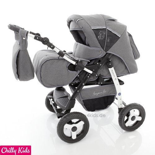 3In1 Travel System Stroller - 7