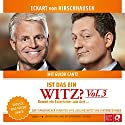 Ist das ein Witz? Kommt ein Entertainer zum Arzt Performance by Eckart von Hirschhausen, Guido Cantz Narrated by Eckart von Hirschhausen, Guido Cantz