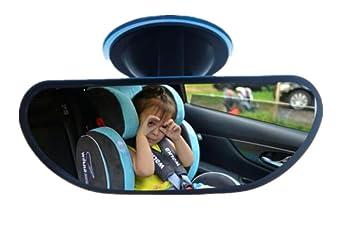 Spiegel Baby Auto : Baby auto spiegel baby auto spiegel drehen funktion klar sicher