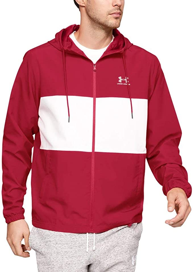 Under Armour Sportstyle Wind Jacket Long Sleeve