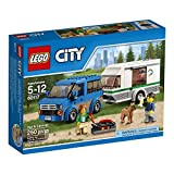 lego rv sets - 250 Pieces, Van & Caravan Building Toy