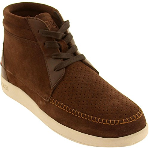 Clae Men's Romare High (umber)-8.0