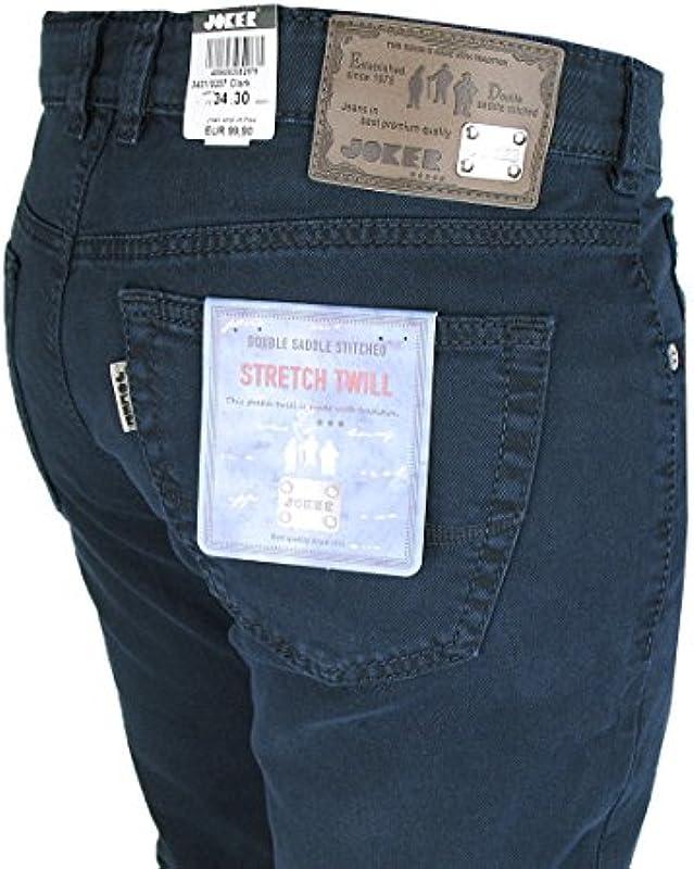 Joker Jeans Clark 3401 Twill Stretch - prosty 35W / 38L: Odzież