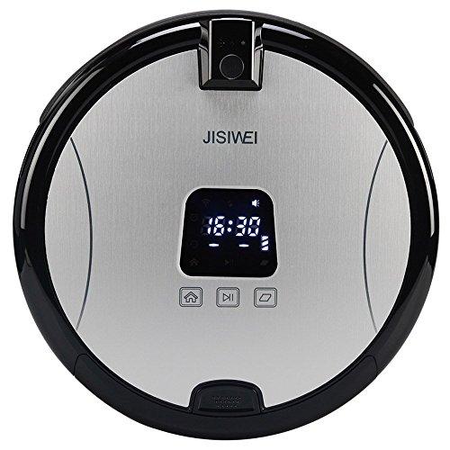 Robot Vacuum Cleaner, 1080P S+ Smart Vaccum C…