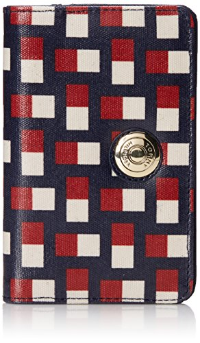Tommy Hilfiger Flag Print Wallet NavyRed One Size