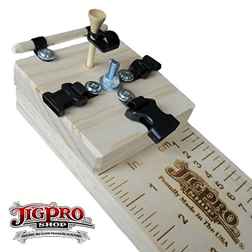 Jig Pro Shop Professional Paracord Jig (10'' Jig Kit)