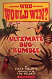 Who Would Win? Ultimate Bug Rumble