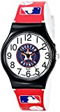 """Game Time Youth MLB-JV-HOU """"JV"""" Houston Astros Watch with MLB Graphic Band"""