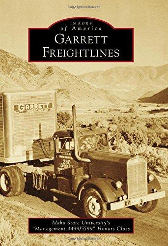 Garrett Freightlines (Images of America)