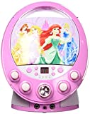Frozen Flasing Lights Karaoke Machine, 66227