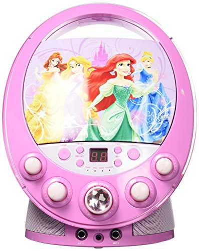 Frozen Flasing Lights Karaoke Machine, 66227 by Disney