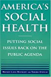 America's Social Health : Putting Social Issues Back on the Public Agenda, Miringoff, Marque-Luisa and Opdycke, Sandra, 0765616742