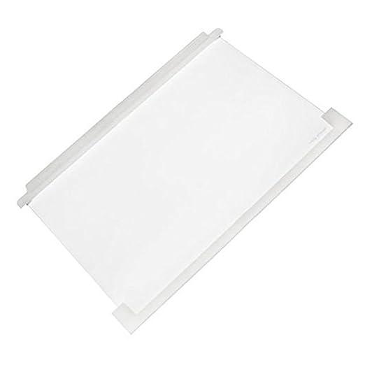 Spares2go estante de cristal bandeja y embellecedor de plástico ...