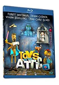 Toys in the Attic [Blu-ray]