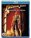 Indiana Jones And The Temple Of Doom [Blu-ray] [Region Free]