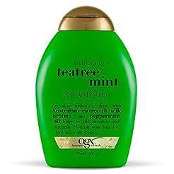 OGX Hydrating + Tea Tree Mint Shampoo, 1...