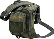 Allen Company Bear Creek Micro Chest Vest, Olive - One Size (6336)