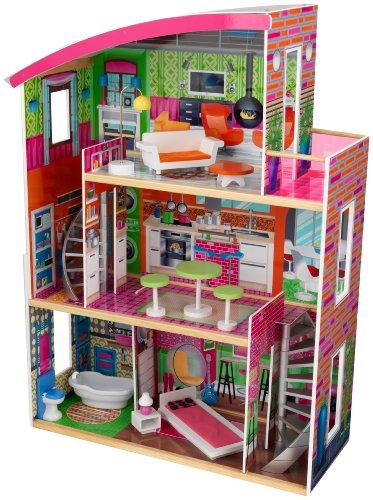 KidKraftDesigner Dollhouse with Furniture by KidKraft