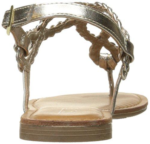 Topline Gold Women Sandal Every1 Flat fPrgqwpf
