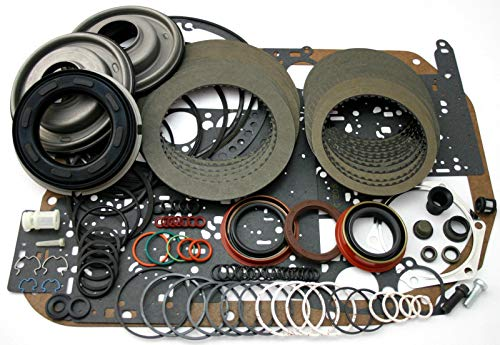 Chevy 4L80E Transmission Less Steel Overhaul Kit ()