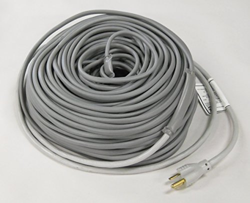 Wrap On 14200 Roof and Gutter Cable, 200-Feet, Gray