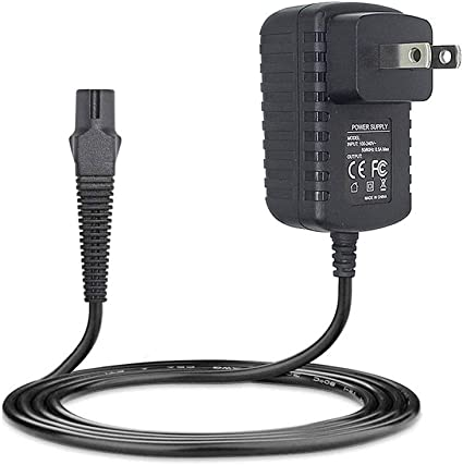 Braun Shaver Charger 12V Power Cord for Braun Series 7 9 3 5 1 Electric Razor Shaver Replacement Power Adapter for 720 760cc 790cc 720s-4 7865cc ...