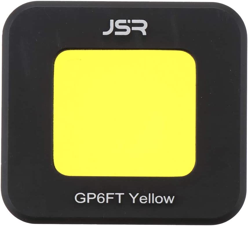 Graduated Color for Various Photography Circumstances CPL Almencla Camera Lens Filter Protective Filter for GoPro Yellow Magenta Red CPL Polarizer with UV