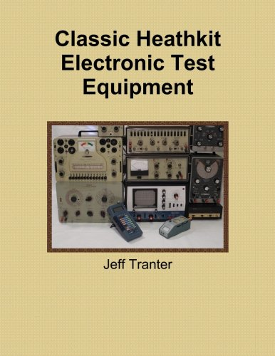 Classic Heathkit Electronic Test Equipment