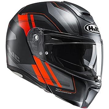 HJC 14617611 Casco Moto, XXL