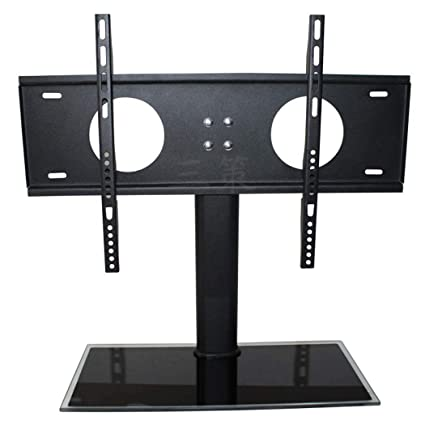 TV Mount Bracket, Stainless Steel Base Floor Landing Frame,for LED ...