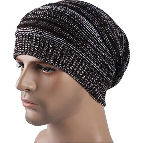 Mujeres Hombres Skull 1 Lana Knitting Warm Beanie para IRONLAND Hats Cap y Winter A5nPn7qa