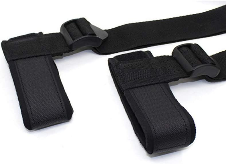 Portable Thigh and Wrist Fixation Straps kit to Make Couple Games More Convenient and Enjoyable