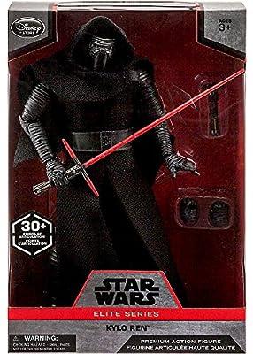 Star Wars Elite Series Kylo Ren Premium Action Figure - 11 Inch