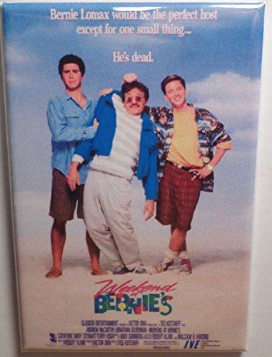 Weekend at Bernies MAGNET 2