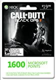 Xbox LIVE 1600 Microsoft Points for Call of Duty: Black Ops II [Online Game Code] image