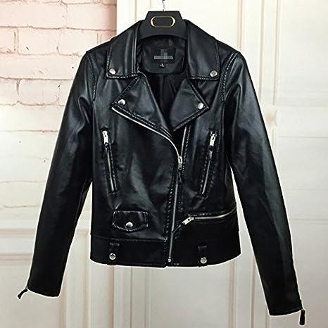 AUUOCC 1PC Leather Jacket Women Short Coats Leather Jackets at Amazon Womens Coats Shop