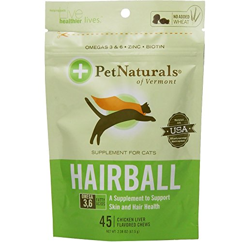 Pet Naturals Hairball (45 count)