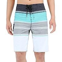milankerr de los hombres Boardshort playa Shorts Natación para Hombre Casual Pantalones Cortos